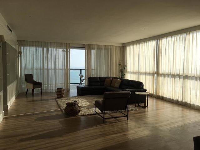 apartamento amoblado en alquiler en balboa 19-1861 emb