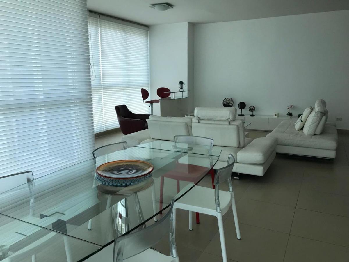 apartamento amoblado en alquiler en punta pacifica 19-9841 e