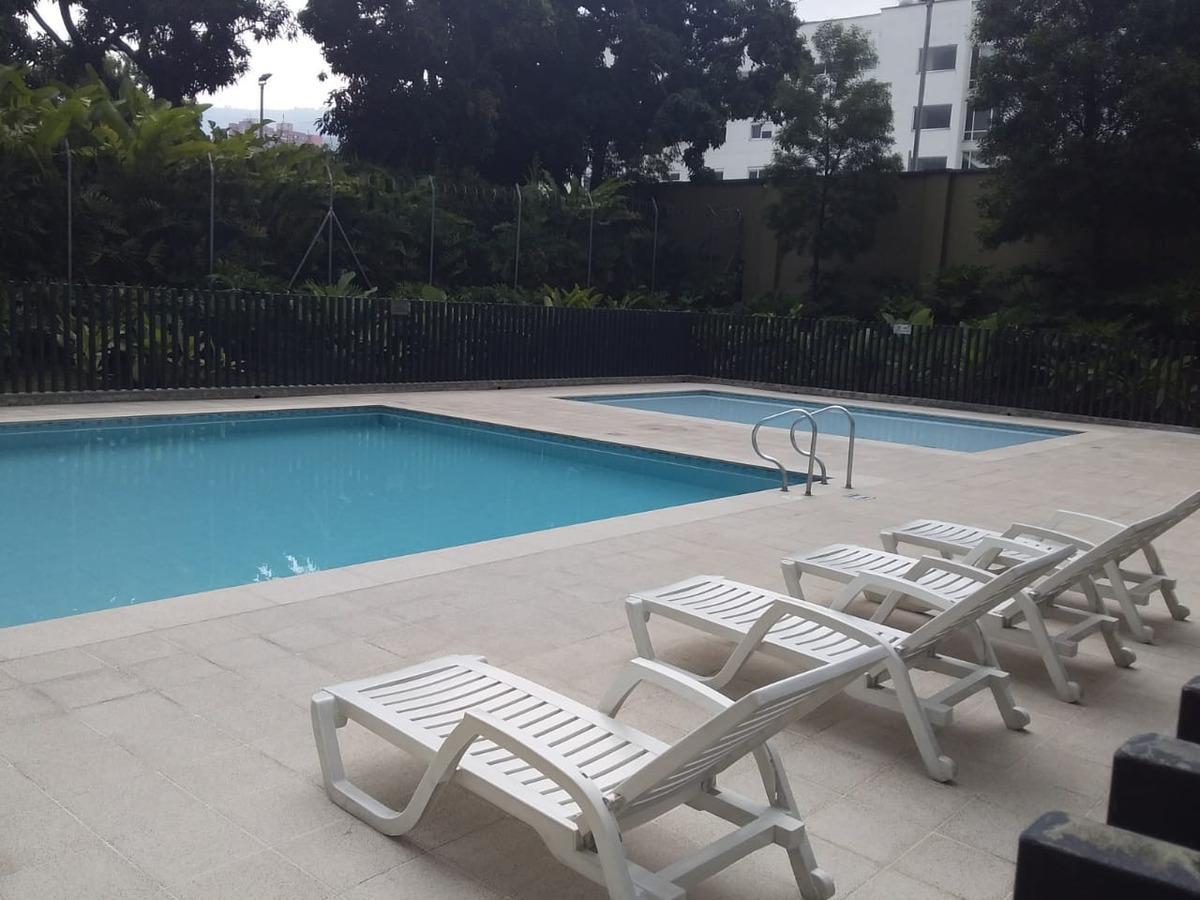 apartamento amoblado en medellin belen por dias con piscina
