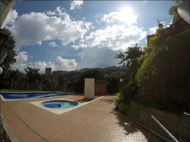 apartamento amoblado medellin - parqueadero- piscina