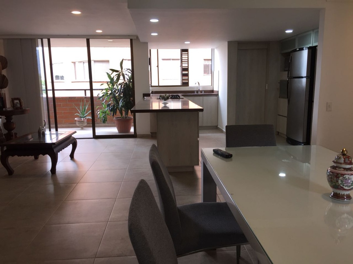 apartamento amoblado por dias poblado