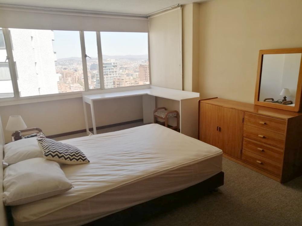 apartamento amoblado torres de san jose