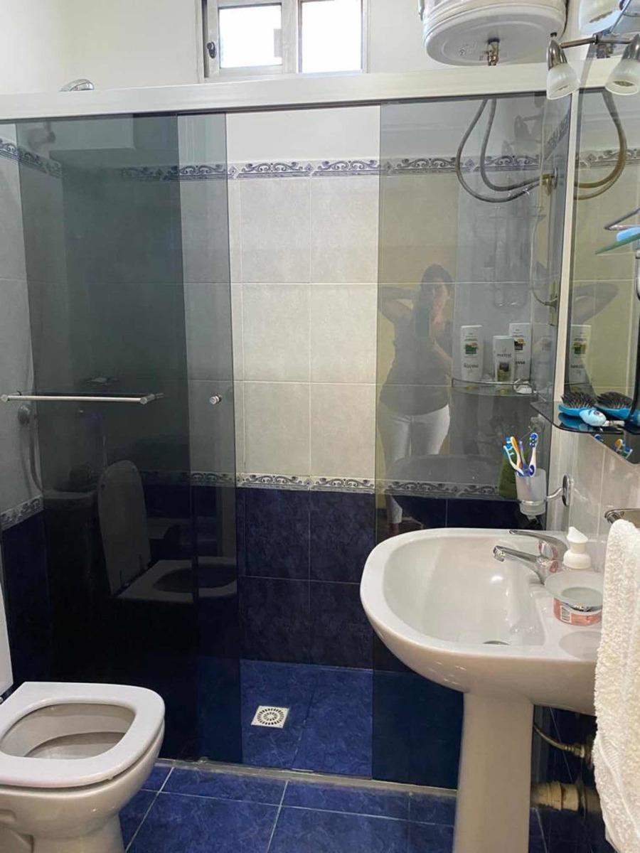 apartamento amplio 2dormitorios 2 baños ,con calefacción