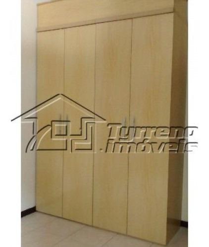 apartamento amplo 4 dormitórios, sacada e 2 vagas na vila ema