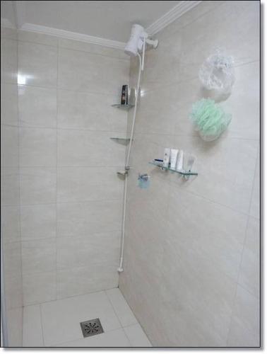 apartamento amplo com 2 vagas à venda, 136m² por r$ 680.000 - vila itapura - campinas/sp - ap1399
