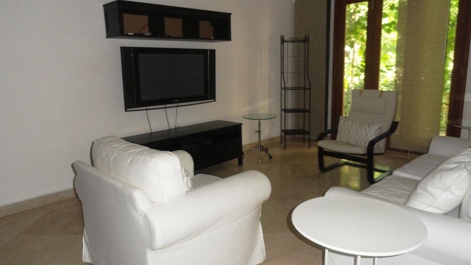 apartamento amueblado de 1 habitación zona colonial