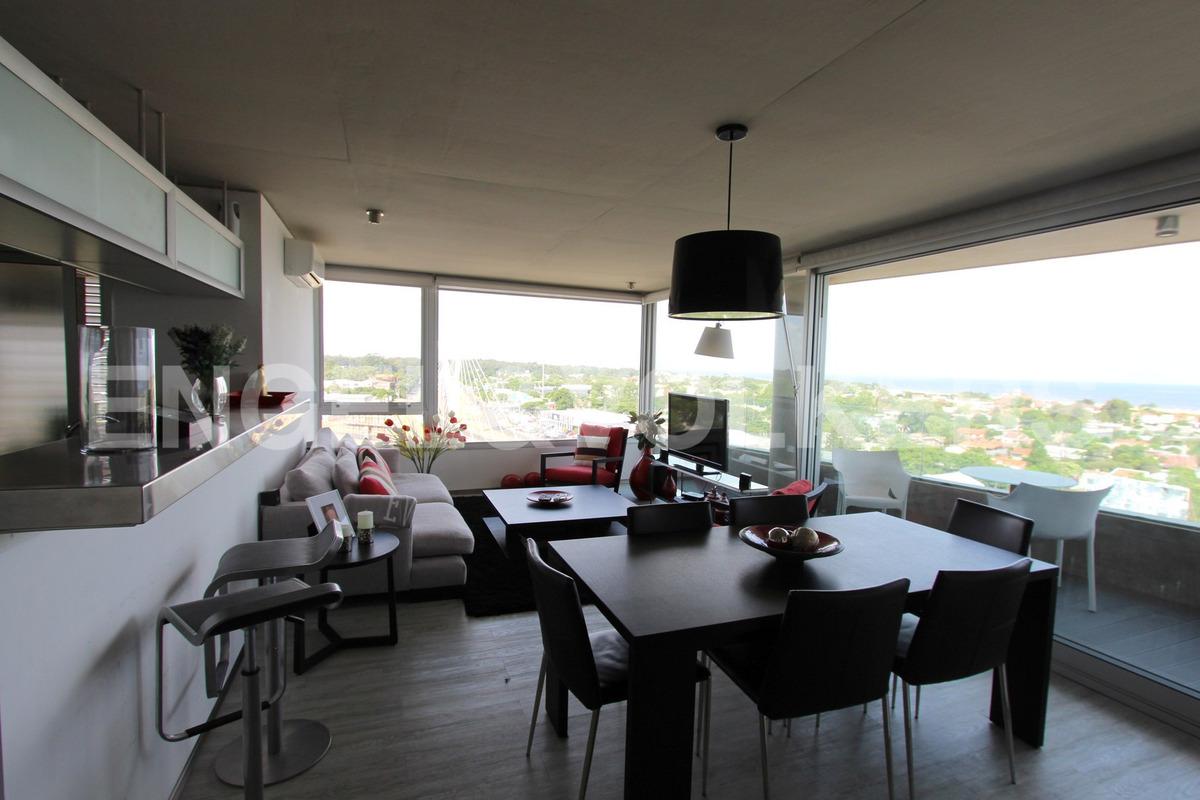apartamento amueblado en alquiler y venta