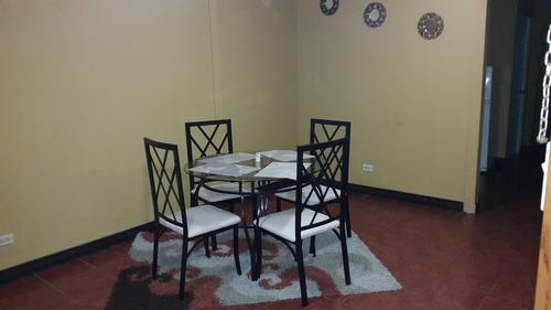 apartamento amueblado en cedros de montes de oca