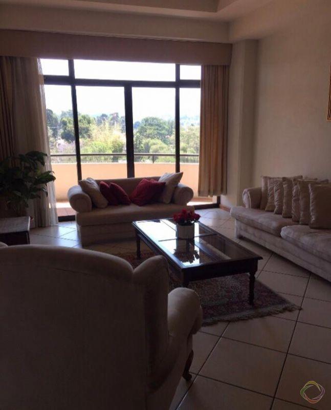 apartamento amueblado en torresol zona 14 ref. 4723