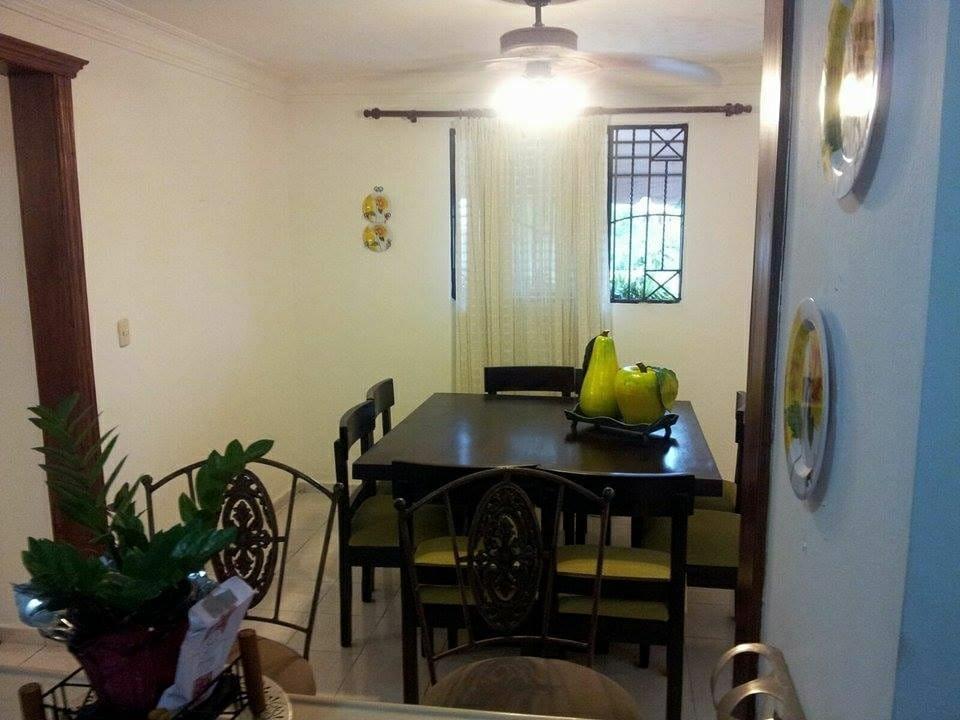 apartamento amueblado para familia