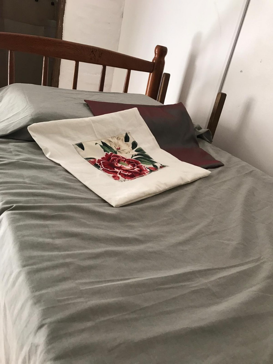 apartamento amueblado y compartido para 4 estudiantes.