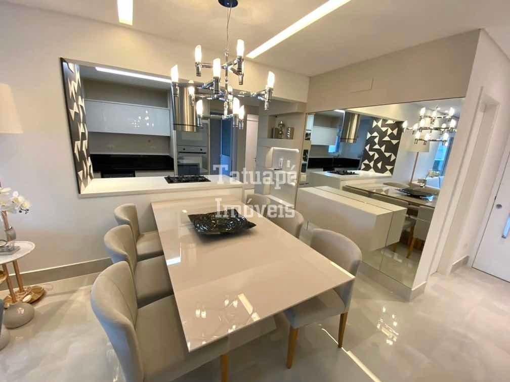 apartamento anália franco 104m2 novo