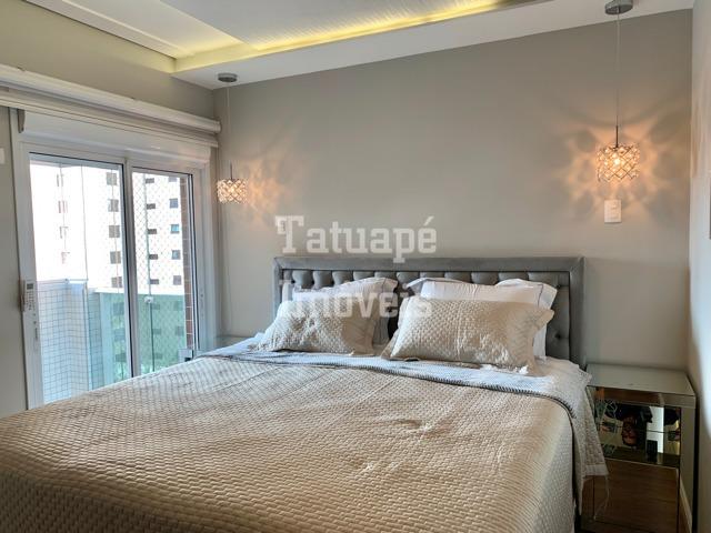 apartamento anália franco 184m² - varanda gourmet mobiliado