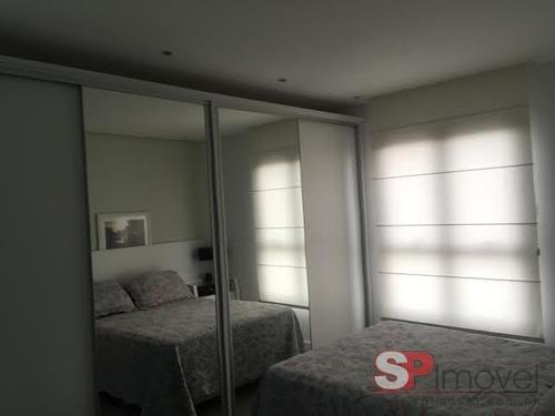 apartamento analia franco 2 dormitórios 1 banheiros 1 vagas 70 m2 - 2637