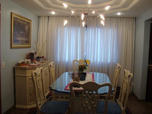 apartamento anália franco 211 m²  ref 1931