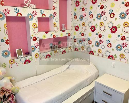 apartamento anália franco 215m² - 3 vagas  -  ligue (11) 98551_2000 - 840 - 32440545