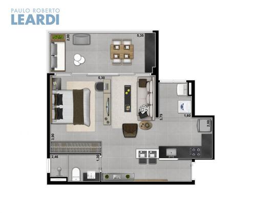 apartamento anália franco - são paulo - ref: 453335