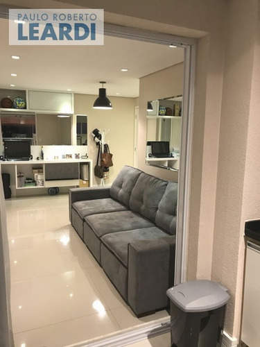 apartamento anália franco - são paulo - ref: 517682