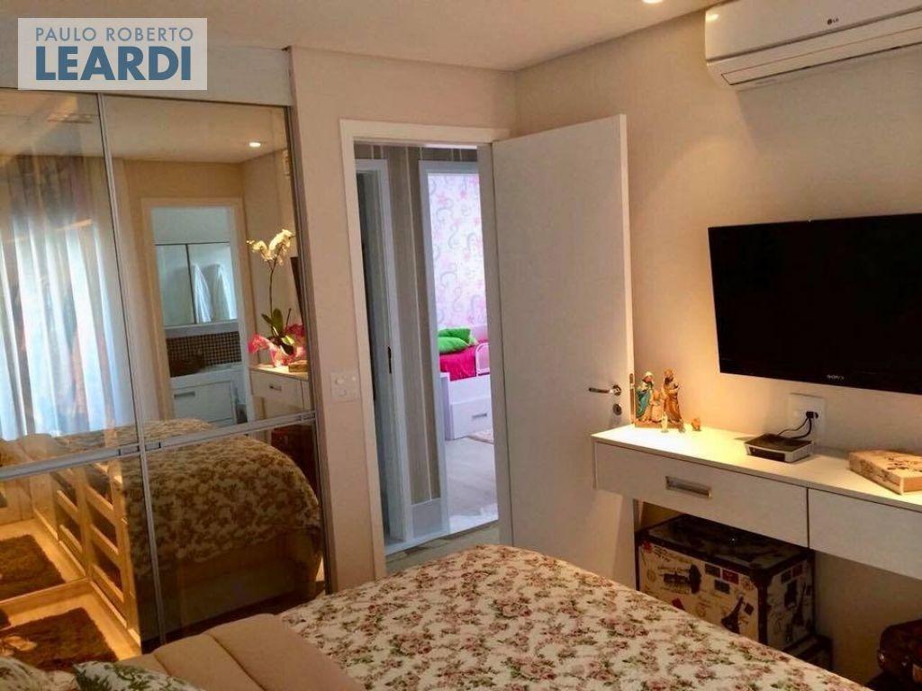 apartamento anália franco - são paulo - ref: 552824