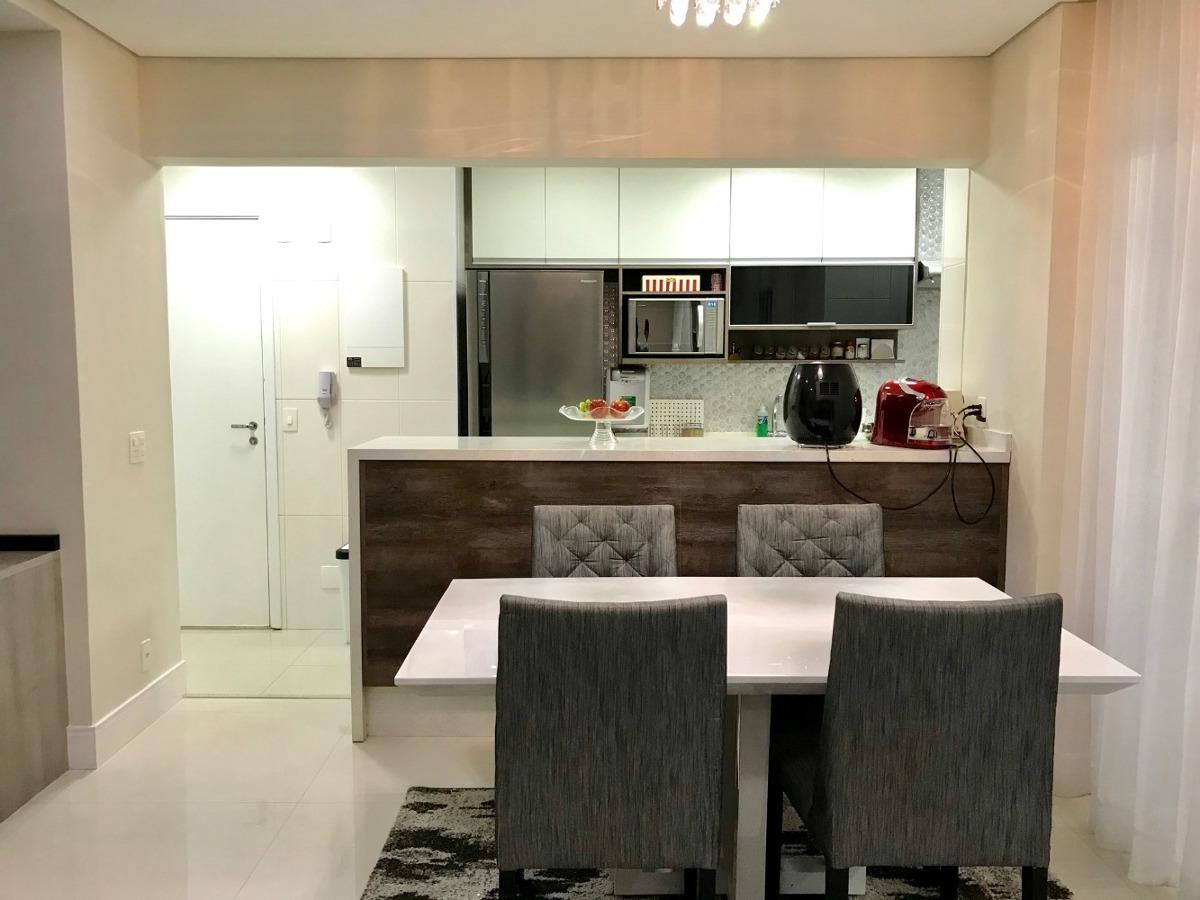 apartamento anália franco terraço gourmet 117m²