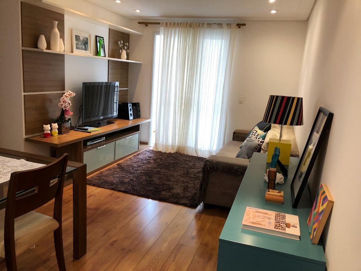 apartamento anália franco - terraço gourmet