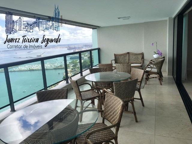 apartamento andar alto no morada dos cardeais com 4 suítes alto padrão para locação ou venda! - 02870 - 33614492