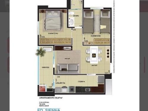 apartamento - ap00016 - 2883164