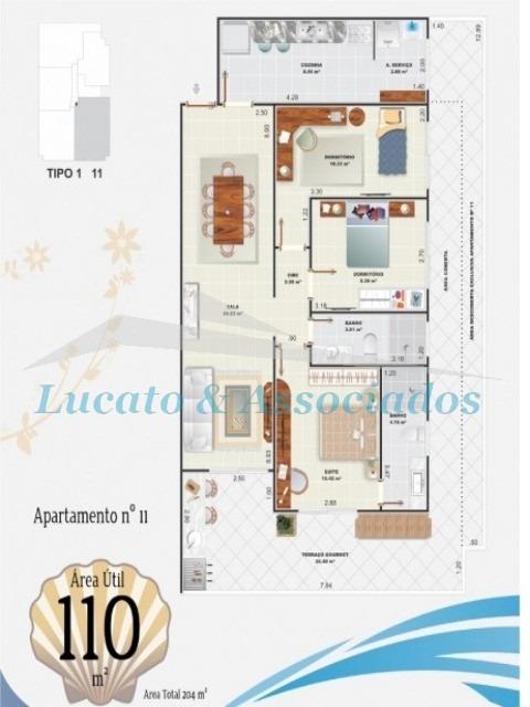 apartamento - ap00339 - 2590006