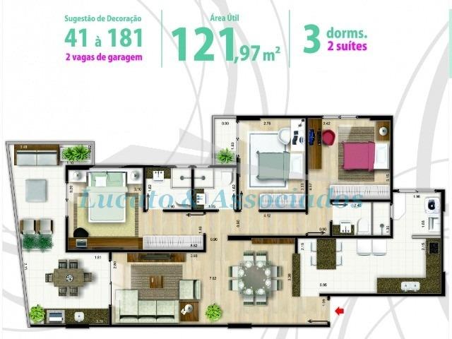 apartamento - ap00545 - 2813571