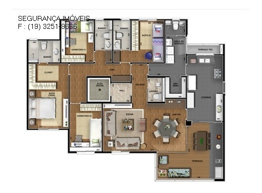 apartamento - ap01016 - 1789267