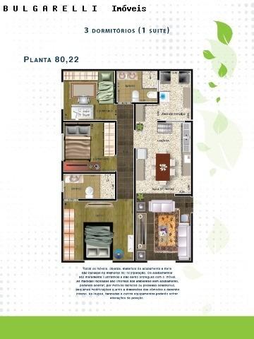 apartamento - ap01101 - 2584911