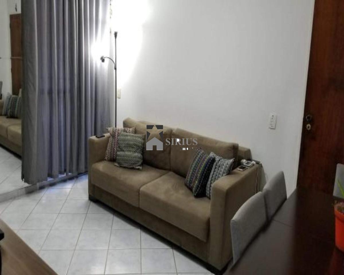 apartamento - ap01489 - 32707250
