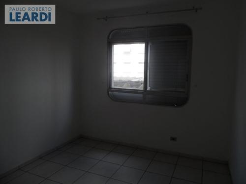 apartamento aparecida - santos - ref: 413348