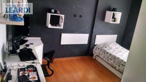 apartamento aparecida - santos - ref: 445500