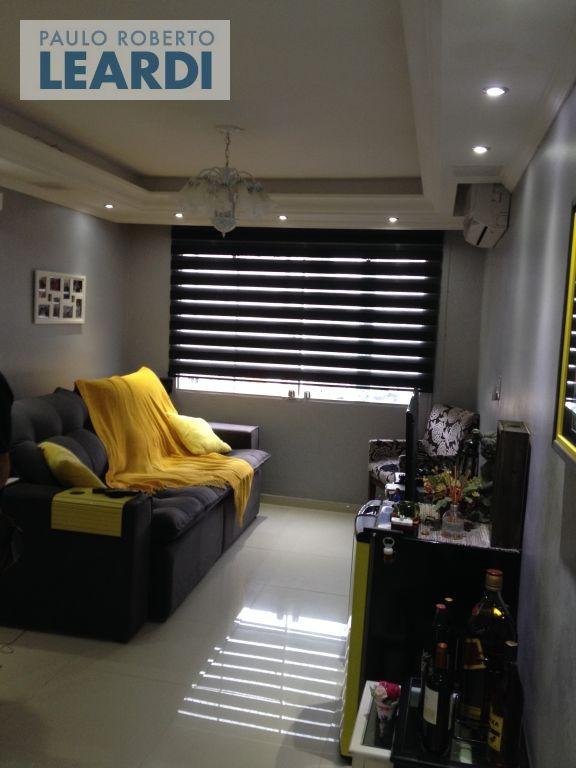 apartamento aparecida - santos - ref: 483515