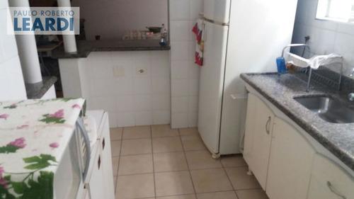 apartamento aparecida - santos - ref: 495998