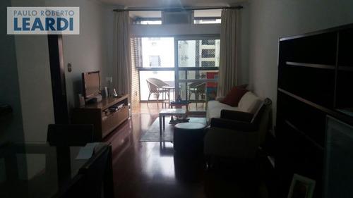 apartamento aparecida - santos - ref: 496122