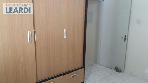 apartamento aparecida - santos - ref: 498048