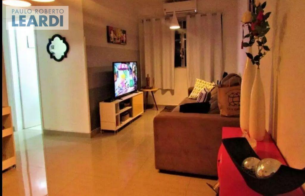 apartamento aparecida - santos - ref: 498078