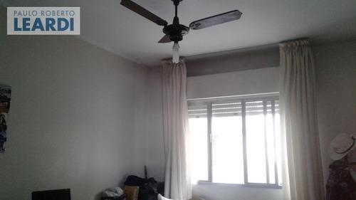apartamento aparecida - santos - ref: 499169