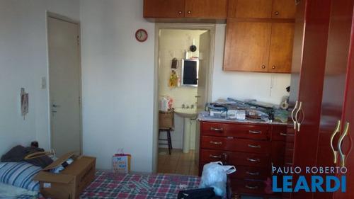 apartamento aparecida - santos - ref: 523472