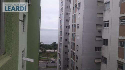 apartamento aparecida - santos - ref: 548199