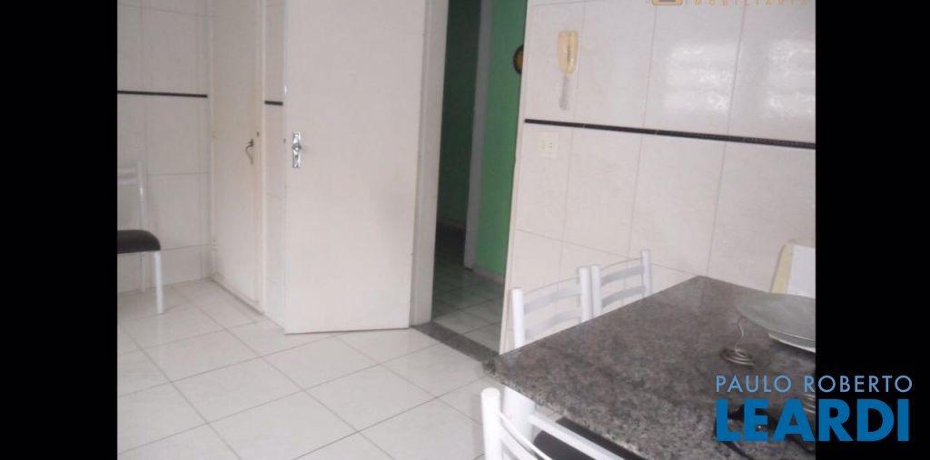apartamento aparecida - santos - ref: 558884