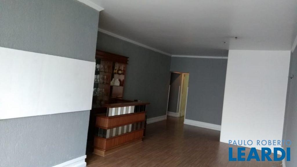 apartamento aparecida - santos - ref: 562434