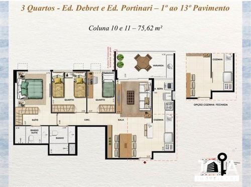 apartamento aquarela carioca - tijuca - 222