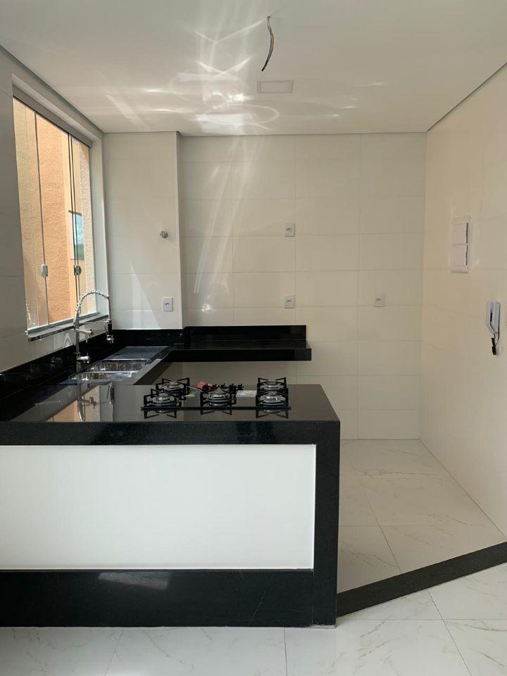 apartamento área privativa em pedro leopoldo 3 quartos e suíte - 1611