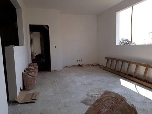 apartamento área privativa prédio novo - 1263