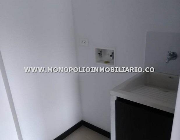 apartamento arrendamiento altos del poblado cod: 11403