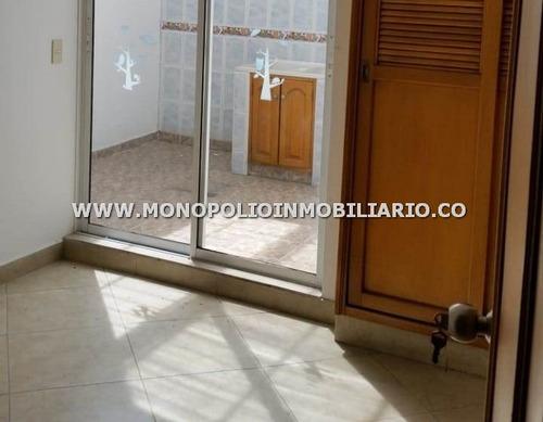 apartamento arrendamiento - calasanz cod: 11118
