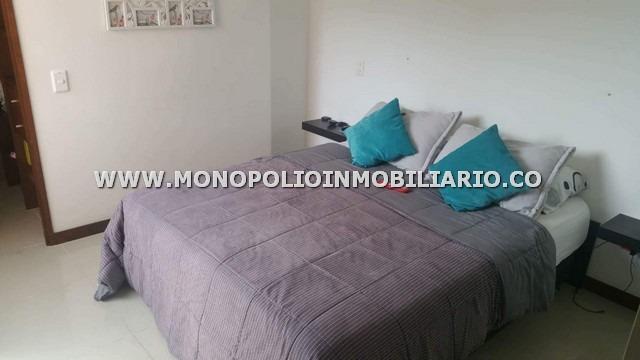 apartamento arrendamiento calasanz cod: 14332